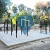 Elche - Calisthenics Park - Zona Para Deportes Del Rio Vinalopo