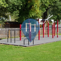 Outdoor Gym - Murau - Calisthenics Park Murau