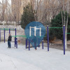 Yinchuan - Outdoor Exercise Stations - Rixin Park