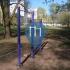 Moscow - Outdoor Pull Up Bars Moscow - Izmaylovsky Park
