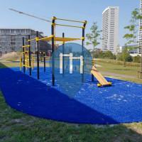 Street Workout Anlage - Groningen - Helperpark