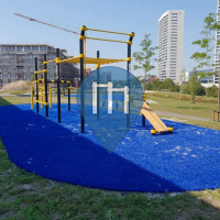 Gimnasio al aire libre - Groningen - Helperpark