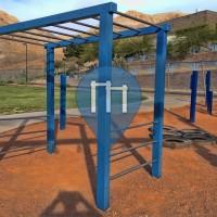 Las Vegas - Parque Calistenia - Cesar E Chavez Park