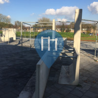 Роттердам - Паркур парк - Hoogvliet