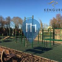 Chartres - Parque Street Workout - Kenguru.PRO