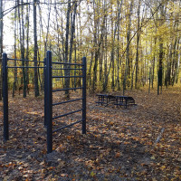 Blois - Ginásio ao ar livre - Parc de l`arrou