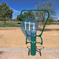 Las Vegas - Outdoor Gym - Gary Reese Freedom Park