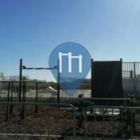 Calisthenics Stations - Gooik - Outdoor Fitness Koornmolen