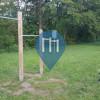 Воркаут площадка - Роньи-ле-Сет-Еклюз - Rogny-les-Sept-Écluses - Parcours de santé