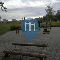 Outdoor Pull Up Bars - Tallinn - Outdoor Fitness Pae park