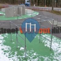 Bochum - Parc Parkour Park- Hustadt
