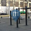New York City - Outdoor-Fitnessstudio - Chelsea Park