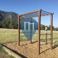 Flagstaff (Arizona) - Trimm-Dich-Pfad - Buffalo Park