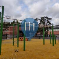 Street Workout Park - Lahti - Playparc Calisthenics Park