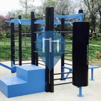 Pélissanne - Outdoor Gym - Exercise Stations - Aire de sport en accès libre
