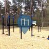 Dessel - Calisthenics Park - Sportpark Brasel (Finse Piste)