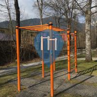 Abtenau - Calisthenics Exercise Station - Fischbach