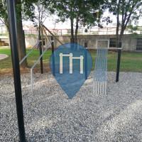 Outdoor Pull Up Bars - Solza - Campo sportivo comunale