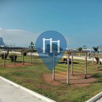 Palermo - Outdoorfitnessstudio - Parco della Salute Livia Morello