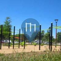 Moulins - Calisthenics Park - Les Champins