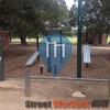 Melbourne - Воркаут площадка  - Princess Park