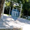 Neckartenzlingen - Воркаут площадка - Evangelisches Gemeindehaus - Playparc