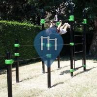 Bourgoin-Jallieu - Parc Calisthenics - Champaret-Moulin