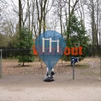 Street Workout Spot at Rombergpark Dortmund