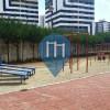 Aracaju - уличных спорт площадка - Parca Zilda Arns