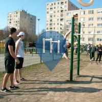 Calisthenics Facility - Szentes - Workout park Szentes centrum