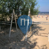 Jūrmala - Outdoor Fitness Park - Majori beach