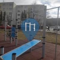 Parque Calistenia - Cluj-Napoca - Calisthenics Park Cluj-Napoca