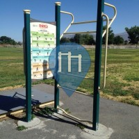 Fernley - Outdoor Exercise Station - Autumn Winds Park
