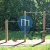 Hertford  - Calisthenics Park - Hartham Common