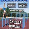 Calisthenic Movement Workshop Düsseldorf