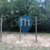 Charlotte, NC - Outdoor Fitnesspark - McAlpine Creek Park