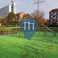 Parco Calisthenics - Brema - Calisthenics Park Bremen-Lüssum