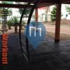 San Cristobal -  Workout Park - Parque de la Vega (Teneriffa)