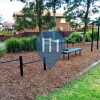 Sydney - Outdoor Gym - Jarvie Park