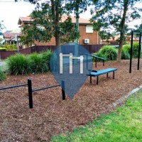 Сидней - уличных спорт площадка - Jarvie Park
