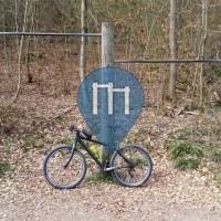 Baunatal - Fitness Gym Trail - Am Baunsberg