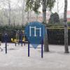 Beijing - Outdoor Fitness Corner - Wangzhuang Park