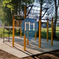 Polička - Street Workout Park - RVL 13