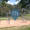 Tuggeranong - Calisthenics Equipment - Lake Tuggeranong