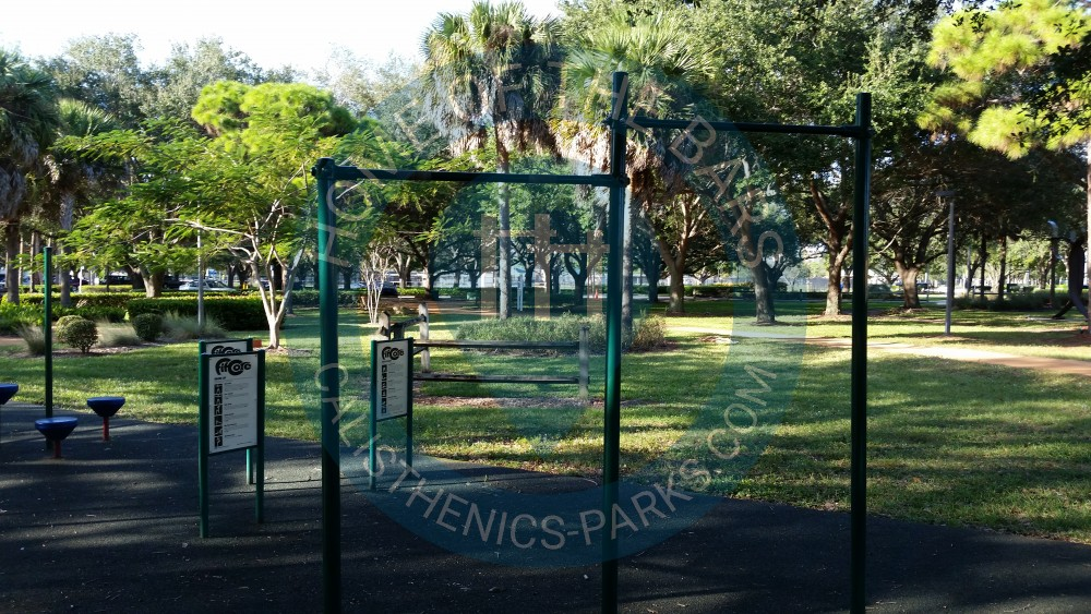 Palm Beach Gardens - Calisthenics Park - Klock fields - United ...