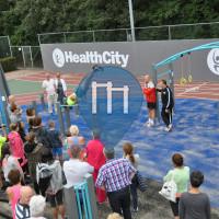 Hoofddorp - Outdoor Fitnessanlage - HealthCity