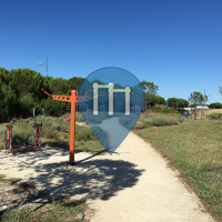 Montpellier - Outdoor Fitness Stations - Rue Georges Méliès