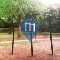 Montréal - 徒手健身公园 - Parc Jean Drapeau - Trekfit