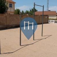 West Mesa - Calisthenics Gym - West Comanche Circle
