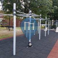 Waalwijk - Parc Street Workout - Barmania.PRO